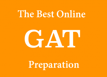 GAT General Test Online Preparation