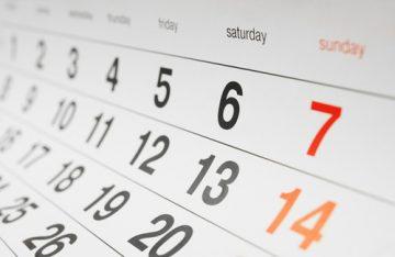 GAT Test Dates Schedule 2019