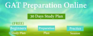 Online GAT Preparation