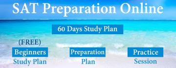 SAT Preparation Online