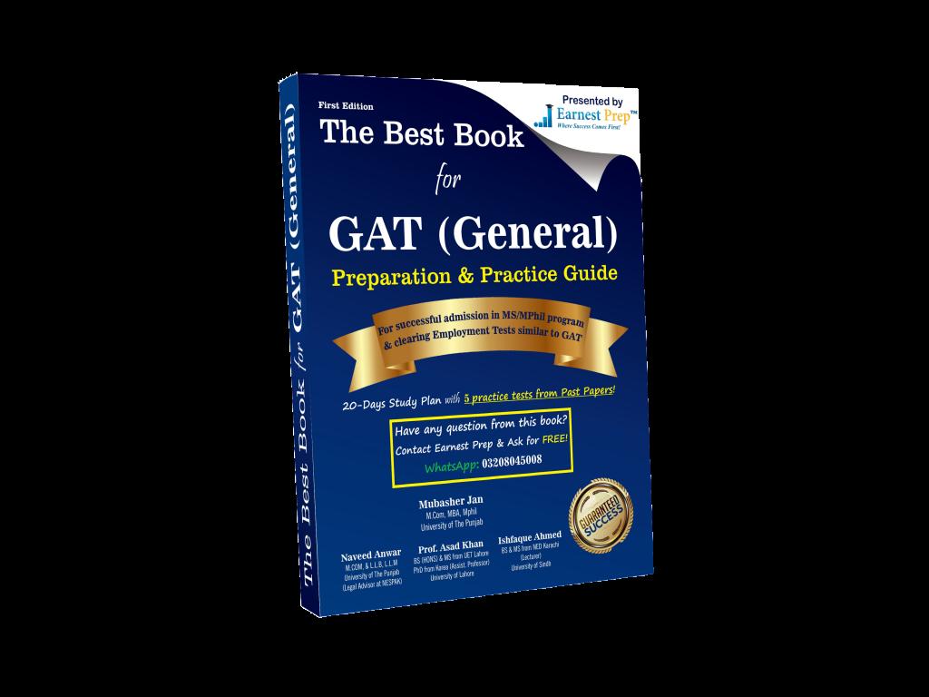 GAT book pdf