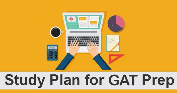 GAT Study Plan