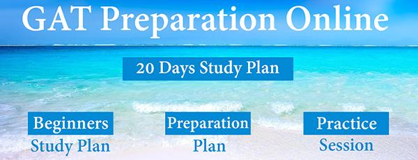 GAT Preparation Online