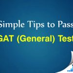Tips to pass GAT