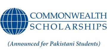 Commonwealth Scholarship for Pakistan